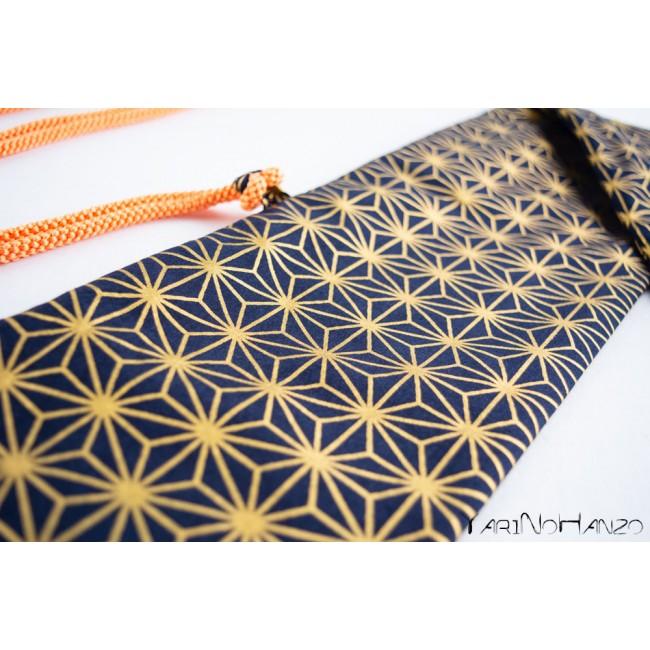 Katana Bukuro Asanoha | Bolsa para Katana e Nihonto