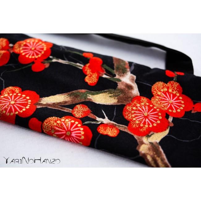 Shirasaya Bukuro Sakura   Bolsa para Katana e Nihonto